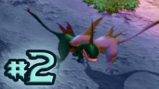 getlinkyoutube.com-BACK TO THE ISLAND! Icestorm #2 - School of Dragons