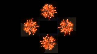 getlinkyoutube.com-Beautiful Fireworks for Holho 4 Faces
