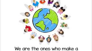 We Are the World Kids Version with lyrics