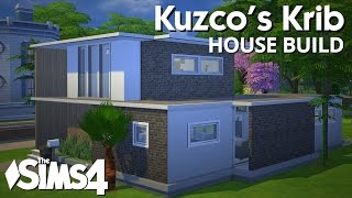 getlinkyoutube.com-The Sims 4 House Building - Kuzco's Krib