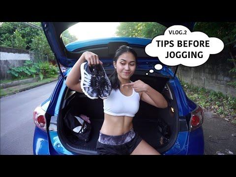 VLOG.2 - Tips Before Jogging
