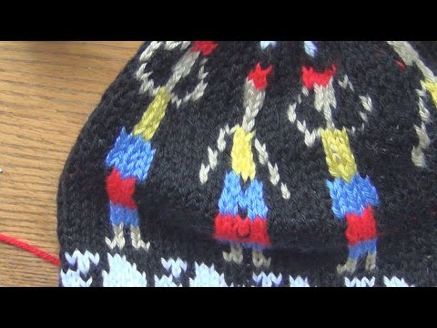 Beginners Knitting Course Pt 1 of 10