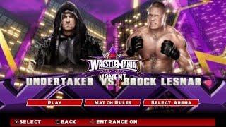 getlinkyoutube.com-WWE 2K14 PSP Wrestlemania 30 Gameplay Livestream