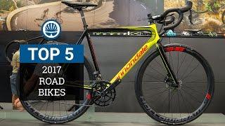 getlinkyoutube.com-Top 5 - Road Bikes 2017