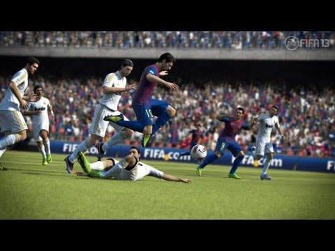 FIFA 13 | E3 Gameplay Trailer