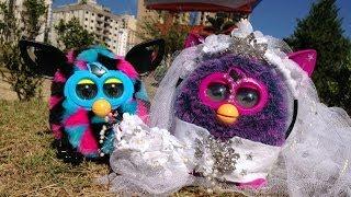 getlinkyoutube.com-Casamento Furby: Lulu & Toby Julia Silva