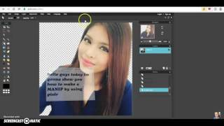 How To Make A Manip By Using Pixlr