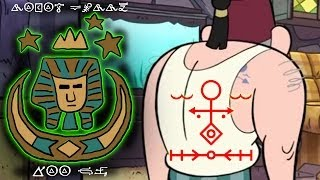 getlinkyoutube.com-STAN'S TATTOO (DIPPERS GUIDE TO THE UNEXPLAINED): The Royal Order of the Holy Mackerel
