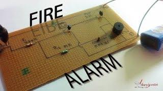 getlinkyoutube.com-Make a Fire Alarm at Home - Science Project (Hindi / Urdu)