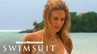 getlinkyoutube.com-Bar Refaeli: Throwback Cover Photoshoot | Sports Illustrated Swimsuit