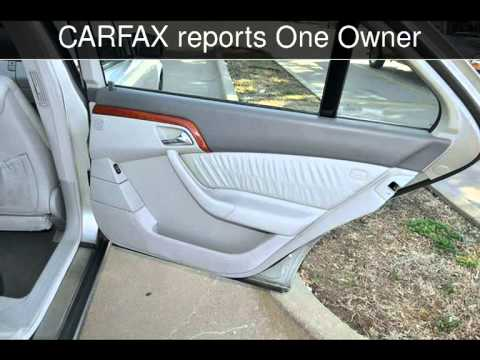 2000 Mercedes-Benz S430 Used Cars - Dallas,Texas - 2014-03-13