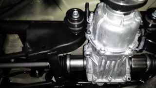 getlinkyoutube.com-Renault DUSTER 4WD Рено Дастер вид снизу underbody