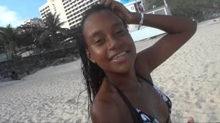 getlinkyoutube.com-Praia com as meninas