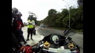 getlinkyoutube.com-Road Block on Superbike at Genting