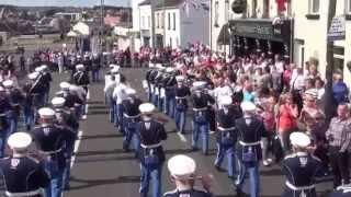 Pride of the Bann Coleraine @ Derry Day 2014