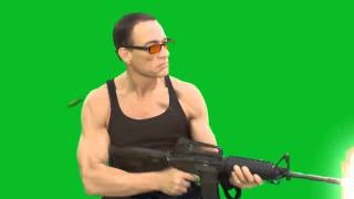 getlinkyoutube.com-Jean Claude Van Damme - Green screen footage *download*