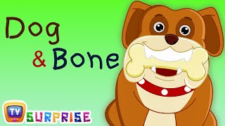 getlinkyoutube.com-Bedtime Stories for Kids in English - Dog & Bone - Surprise Eggs Toys ChuChu TV Story Time