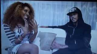 Does August Alsina Like To Kiss? Post Interview