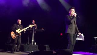 getlinkyoutube.com-Rick Astley Marvin Gaye Medley 930 Club DC 2/14/17, What's Going On