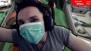 getlinkyoutube.com-WIE MAN EIN ARZT WIRD! - Surgeon Simulator 2013 - Part 1