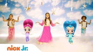 getlinkyoutube.com-Shimmer and Shine | 'Magic Carpet Ride' Official Music Video | Nick Jr.