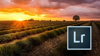 getlinkyoutube.com-Sunset Photography Tutorial - Beautiful Fields in France!