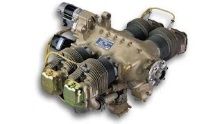 Continental O-200 Engine Installation