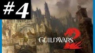Guild Wars 2: Elementalist Gameplay Part 4 - Level 8-10 Queensdale