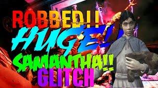 getlinkyoutube.com-HUGE SAMANTHA GLITCH! EVERYTHING LOST 'TWICE!' BO3 Zombies (The Giant)
