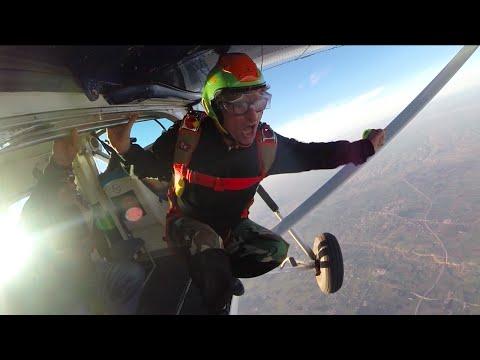 Jipé Skydive - Ballade au Maroc 2015 - Père & Fille