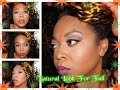 Natural Fall Makeup