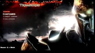 getlinkyoutube.com-God Of War III : Todos Los Trajes Ocultos