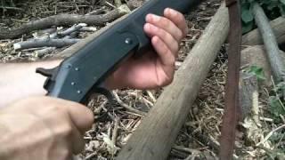 getlinkyoutube.com-NEF Pardner 20 Gauge Shotgun...Bushbeater