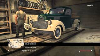 getlinkyoutube.com-Mafia 2 - Shubert Pickup Supercharger DLC download
