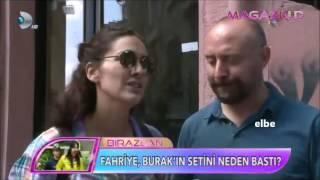 getlinkyoutube.com-Berguzar Korel - Halit Ergenc 16/09/2015 in Cihangir