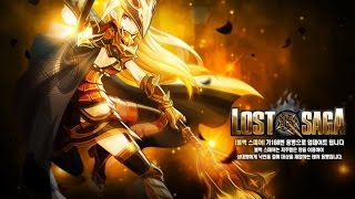 Korean Lost Saga Black Spear First Look (Hero 168, Rare)
