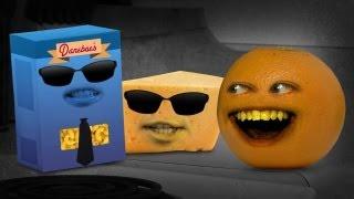 Annoying Orange - Mac & Cheese