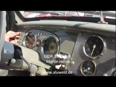 DKW 1000ccm 2-stroke car racing