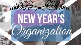 getlinkyoutube.com-ORGANIZATION TIPS +DIY for New Year's 2016 and Second Semester