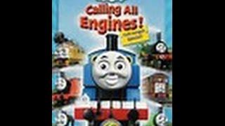 getlinkyoutube.com-Thomas And Friends Calling All Engines Dvd Menu