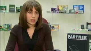 یادگیری انگلیسی و فارسی با دیکشنری Partner EFa900