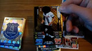 "getlinkyoutube.com-Match attax 2015-16 packs #2 ""GOLD LIMITED EDITION PULL""!!!!!!"