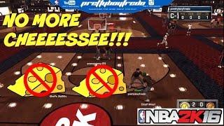 getlinkyoutube.com-NBA 2K16| Stage | NO MORE CHEESE ! 3v3 Gameplay - Prettyboyfredo