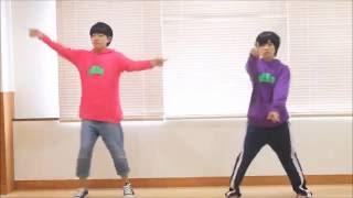 getlinkyoutube.com-【Go6uP】「おねがいダーリン」 踊ってみた おそ松さんパーカー 【一松】【トド松】