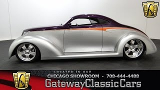 1937 Ford Coupe Gateway Classic Cars Chicago #921