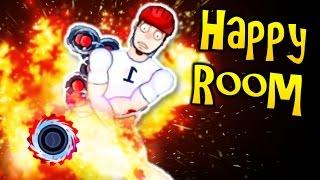 getlinkyoutube.com-MOST BRUTAL RAG-DOLL GAME! | Happy Room #1