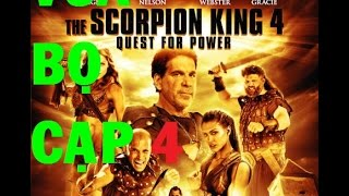 getlinkyoutube.com-Trailer Vua Bọ Cạp 4 - Truy Tìm Quyền Năng - The Scorpion King 4: Quest For Power 2015