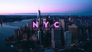 NEW YORK CITY   Don't Blink.