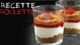 getlinkyoutube.com-Verrines fraises et speculoos !