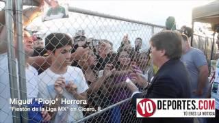 Miguel Herrera conquista Cicero
